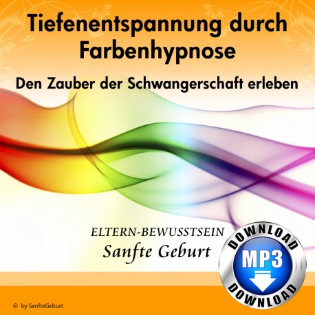 Tiefenentspannung durch Farbenhypnose