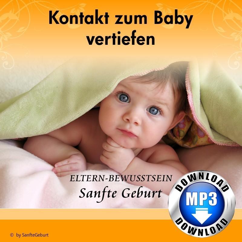 Kontakt zum Baby vertiefen