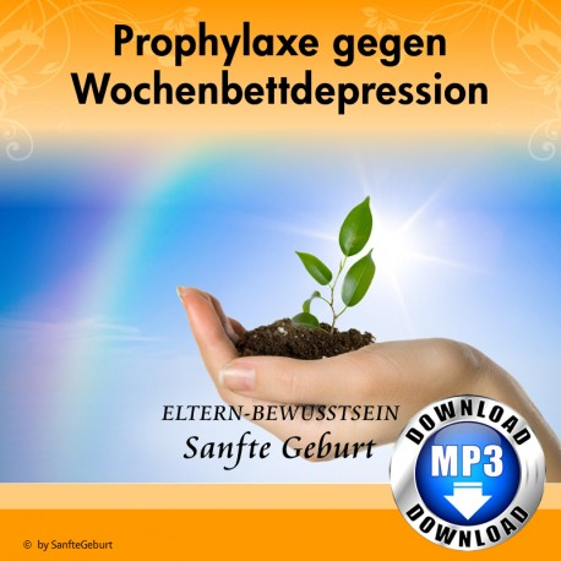 Prophylaxe gegen Wochenbettdepression